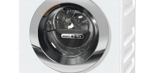 Masina de spalat rufe cu uscator Miele WTZH730