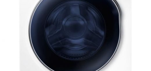 Masina de spalat rufe cu uscator Samsung WD80J6A10AW/LE
