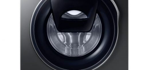 Masina de spalat rufe Samsung Eco Bubble AddWash WW90K6414QX/LE