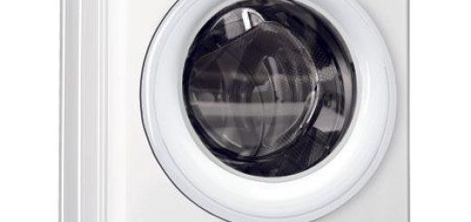 Masina de spalat rufe Slim Whirlpool FreshCare+ FWSD61253W EU