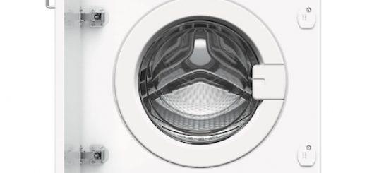 Masina de spalat rufe incorporabila Beko WITC7612B0W