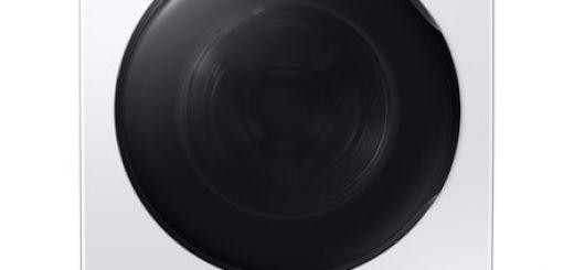 Masina de spalat rufe cu uscator Samsung WD90TA046BE/LE